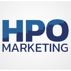 Logo bedrijf HPO Marketing